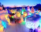 札幌地区ホテル発 支笏湖氷濤祭り号