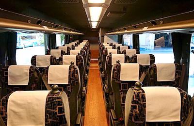 JRバスの特徴