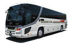 北海道中央バス 札幌 ⇒ 函館・釧路 3列独立シート